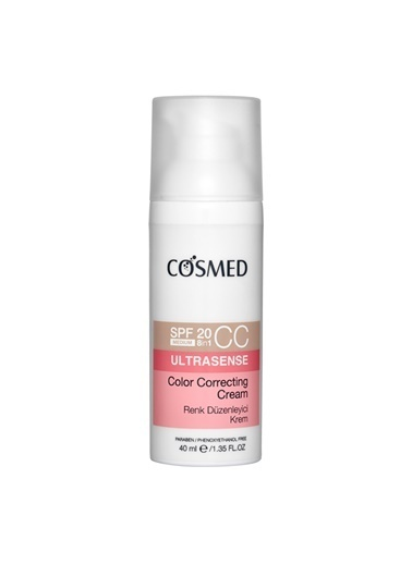 Cosmed COSMED Ultrasense Color Correcting Cream Medium 40 ml Ten